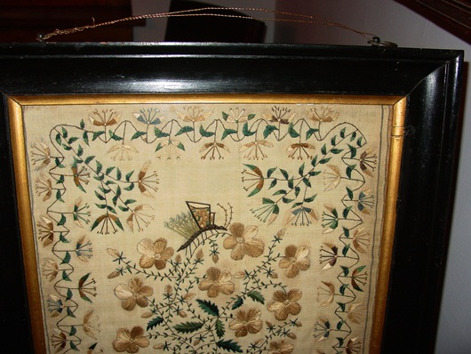 Exceptional sampler by D Harries---1838